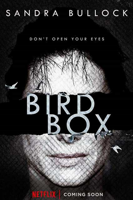 Szenenfoto aus dem Film 'Bird Box' © Bluegrass Films, Morgan Productions, Universal Pictures, Netflix, , Archiv KinoTV