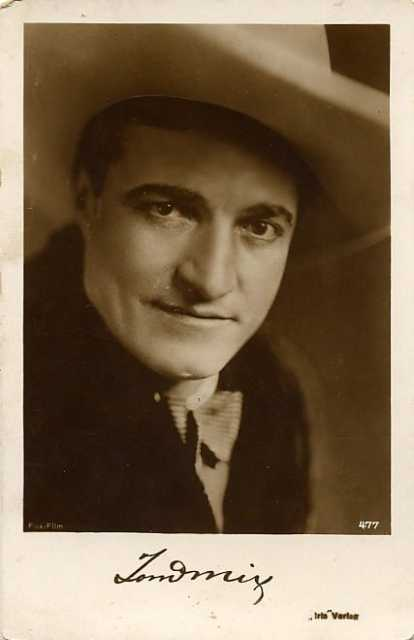 Portrait Tom Mix